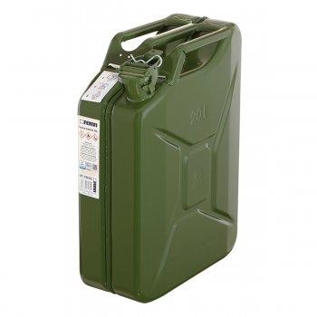 Tanica Carburante In Metallo 20lt Fervi 0189/20c