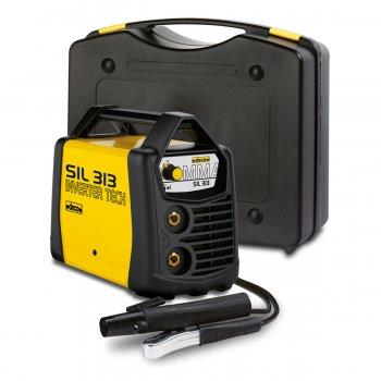 Saldatrice A Elettrodo Inverter Deca Sil 313 130amp, 230v, Kit Utilizzo
