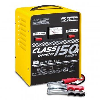 Caricabatterie Con Avviatore Rapido Deca Class Booster 150a Evolution,12v