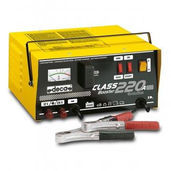 Caricabatterie Con Avviatore Rapido Deca Class Booster 220a,12v/24v