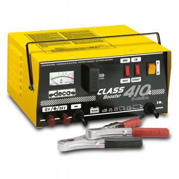 Caricabatterie Con Avviatore Rapido Deca Class Booster 410a,12v/24v