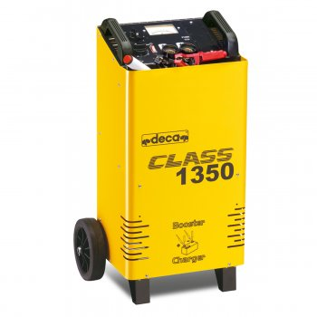 Caricabatterie Avviatore Carrellato Deca Class Booster 1350 12 - 24v