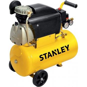 Compressore Elettrico Carrellato 24lt Stanley D211/8/24 2hp