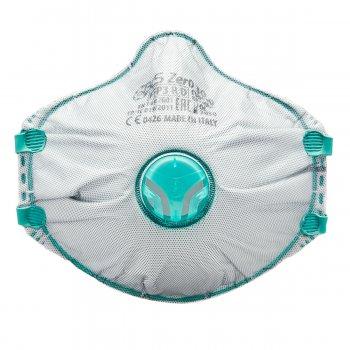 Mascherine Ffp3 Bls Zer0 30 Con Valvola Respiratoria Conf 10pz