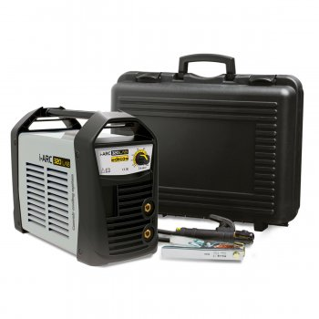Saldatrice A Elettrodo Inverter Deca I-arc 320 Lab 200amp, 230v, Kit Utilizzo