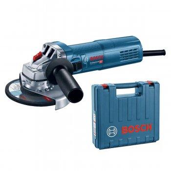 Smerigliatrice Angolare Elettrica Bosch Gws 9-115 S 900w, Accessori E Valigetta