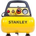 ELETTROCOMPRESSORE STANLEY 6LT 1.5HP DN200/8/6