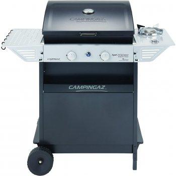 Barbecue A Gas Grigio Scuro Campingaz Xpert 200 Ls Rocky