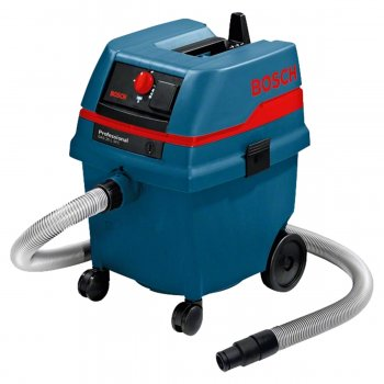 Aspiratore Elettrico A Umido/a Secco Bosch Gas 25 L Sfc 1200w 25 Litri