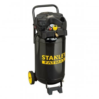 Compressore Aria Elettrico Verticale Stanley Fatmax Dn 230/10/50v 50lt