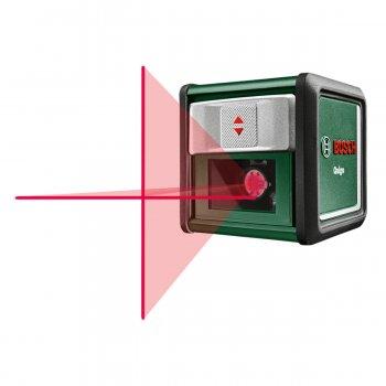 Livella Laser Autolivellante Inclinabile Bosch Quigo Iii 10mt