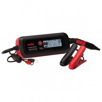 Caricabatterie Tester Portatile Telwin T-charge 12 Evo 6v/12v - 807578