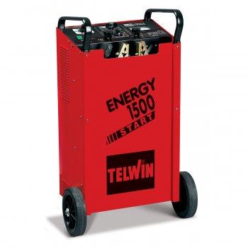 Caricabatterie E Avviatore Telwin Energy 1500 Start 230-400v