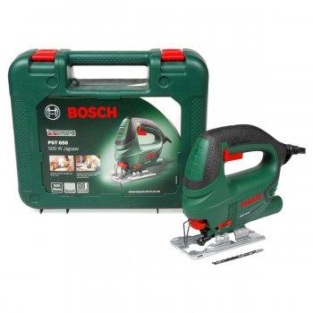 Seghetto Alternativo Compact Bosch Pst 650 Sds 500w Con Valigetta