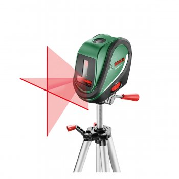 Livella Laser Universale Autolivellante Bosch Universal Level 2 Set 10mt