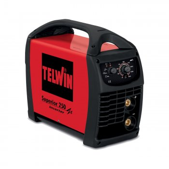 Saldatrice Inverter A Elettrodo Telwin Superior 250 400v