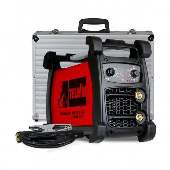 Saldatrice Inverter A Elettrodo Mma/tig Technology 236 Xt 230v Acx, Kit Utilizzo