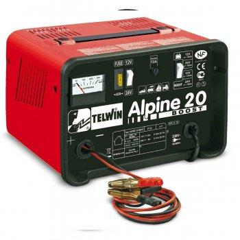 Caricabatterie Telwin Alpine 20 Boost 12-24v, 230v- 807546