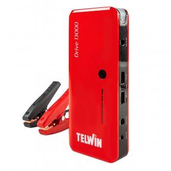Avviatore Portatile Ultracompatto Multifunzione Telwin Drive 13000 12v