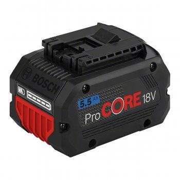 Batteria Ricaricabile A Litio Bosch Procore 18v 5.5ah Professional