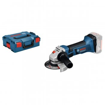 Smerigliatrice Angolare A Batteria Gws 18-125 V-li 18v Diametro 125mm