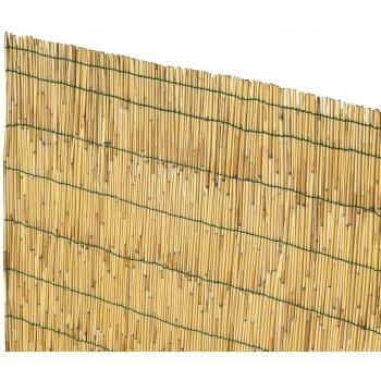 Arella Cina 1.5x5 Confezionata Con Sottili Cannette Di Bamboo Pelato Verdelook