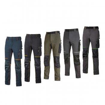 Pantalone Da Lavoro U Power Atom 4 Way Stretch