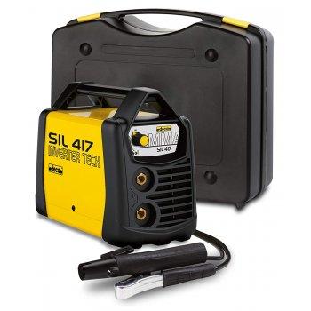 Saldatrice A Elettrodo Inverter Deca Sil 417 170amp, 230v, Kit Utilizzo