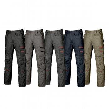 Pantalone Da Lavoro Antinfortunistica U Power Free
