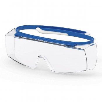Sovraocchiali Di Protezione Blu Uvex Super Otg Protezione Uv 400 -0349169260