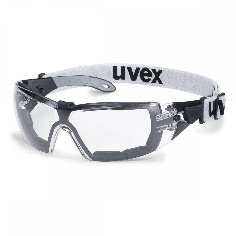 OCCHIALE UVEX PHEOS S GUARD 9192.180