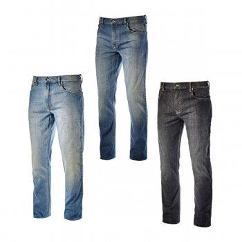 Pantaloni Jean Da Lavoro Diadora Utility Pant Stone 5 Pkt