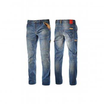 Pantaloni Jeans Da Lavoro Diadora Utility Pant Stone Plus