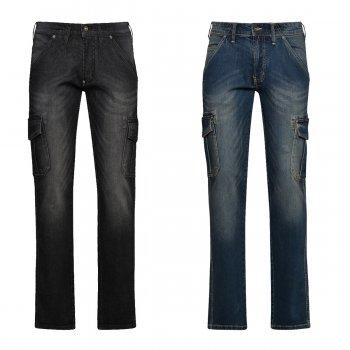 Pantaloni Jeans Da Lavoro Diadora Utility Pant Stone Cargo