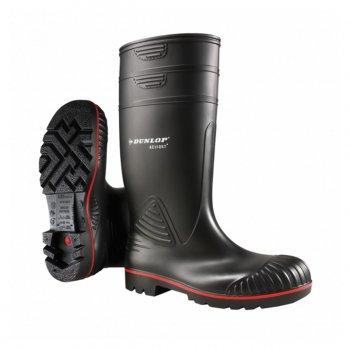 Stivali Da Lavoro In Gomma Dunlop Acifort Heavy Duty Full Safety S5