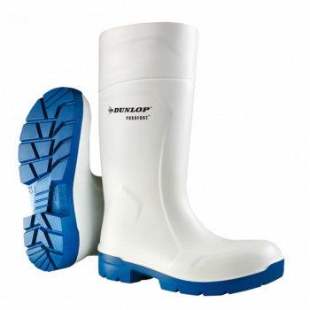 Stivali Da Lavoro In Gomma Dunlop Purofort Foodpro Multigrip S4 Src